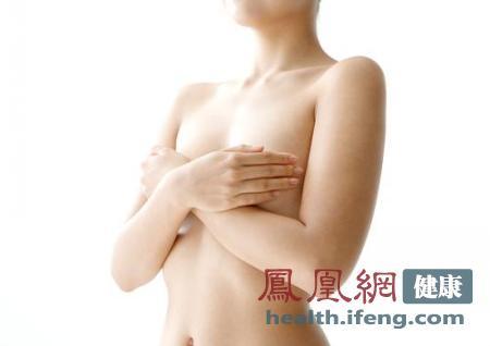 男人这样做 女人胸部更健康图