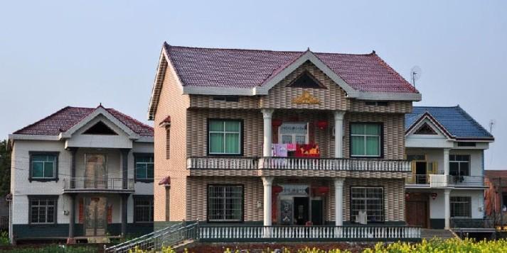 网友晒杭州郊区自建农村房 两层3室仅13万元