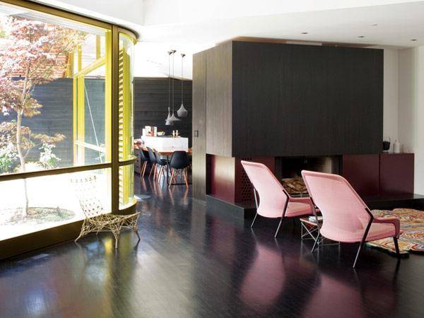 Deam的家,这是一套超凡建筑和舒服室内设计相结合的产物,非常