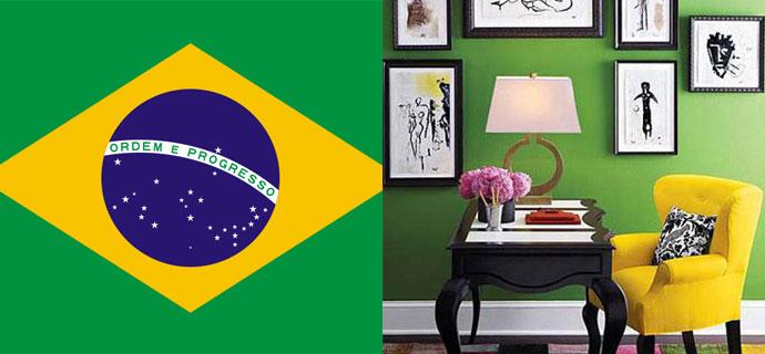 巴西活力风情