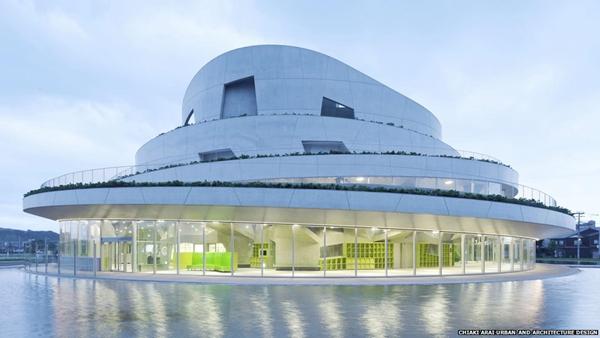 2014世界建筑节奖决选作品公布 广州苏州两建筑入围