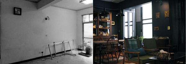 30年老房子大翻修 英伦风公寓重现房子新光彩