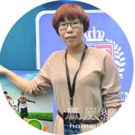 喜梦宝品牌总监 马小玲