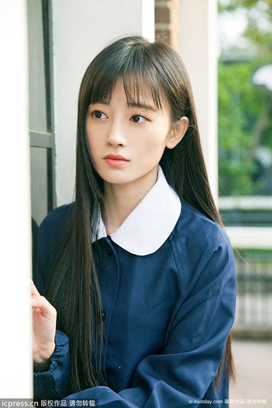 中国第一美女校服装曝光