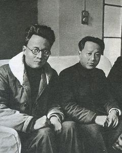 王明是引起一系列事件的源头