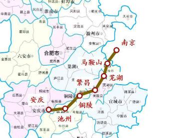 南京至芜湖缩短至30分钟