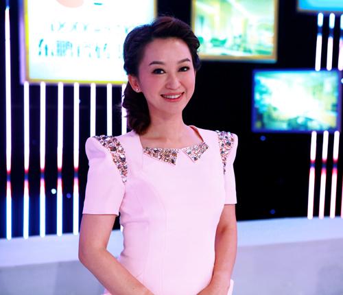 中央电视台少儿频道著名主持人小鹿姐姐