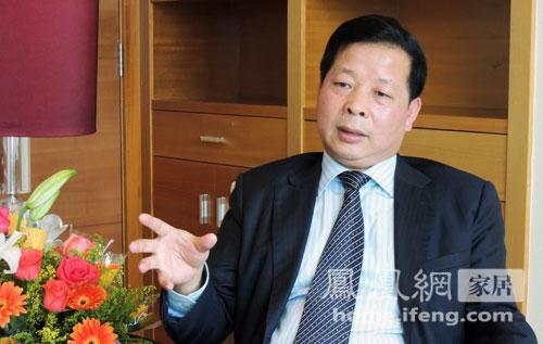 航标控股董事局主席兼首席执行官肖智勇