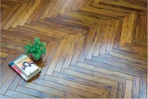 安信非洲花梨实木地板:好产品自己会说话
