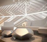抽象主义风格室内设计
