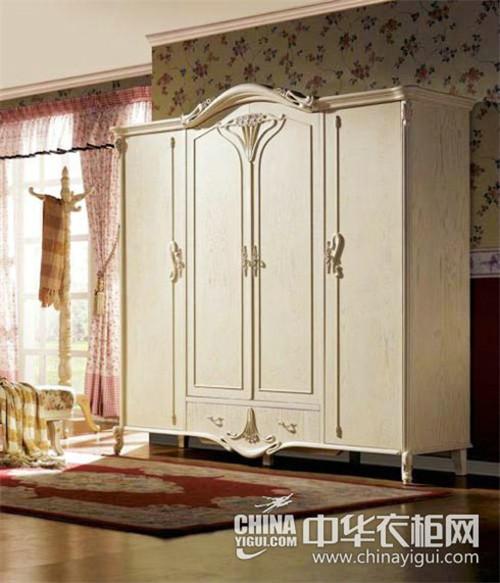 6款欧式风格衣柜 卧室扮美必备