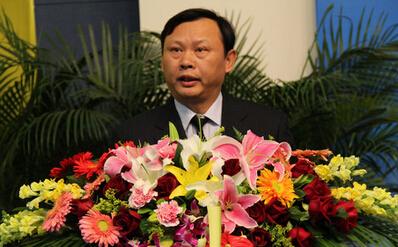 何黎明:闽要成为台湾大陆物流对接中心