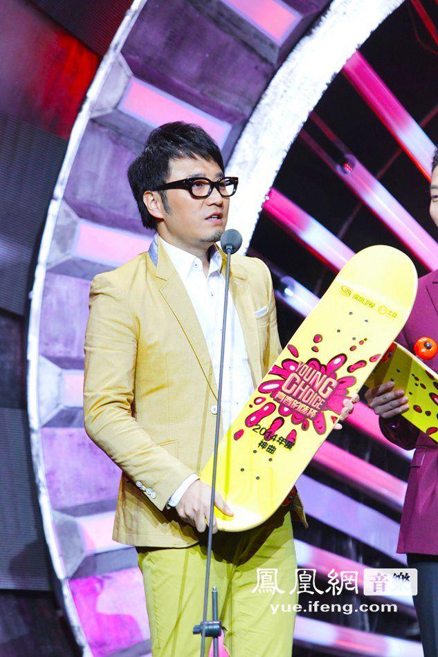12月10日,王铮亮与张靓颖、范冰冰、方大同、郭敬明、