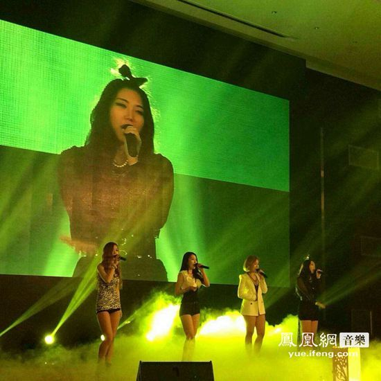 Shot Girl亮相各大颁奖盛典 首支中文单曲即将推出