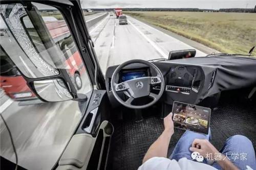 无人驾驶汽车和它的产业界 从特斯拉 ADAS 说起高清图片