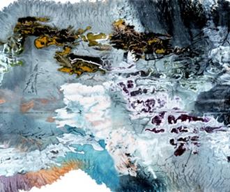 平度籍艺术家王林旭画作入驻联合国