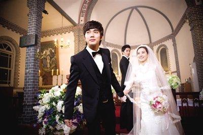 口味 爱火花/翻版《求婚大作战》加入了更多韩剧的细腻。