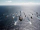 美上将诬中国在南海恃强凌弱 称派最强战舰应对