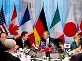 G7声明罕见涉南海东海 日本成幕后推手