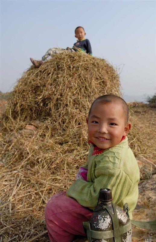 感动 80后农村孩子的童年记忆