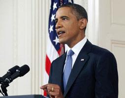 奥巴马上任政策推进