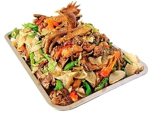 石泉县特色美食珠海香洲888美食街图片