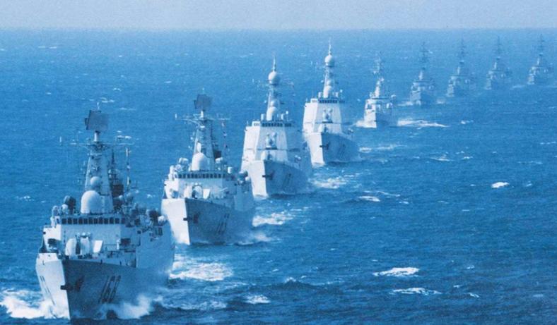 解放军少将:菲律宾再敢挑衅 海军会重拳出击