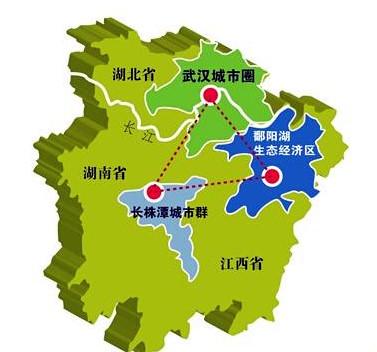 中游城市群发展规划的16条干货