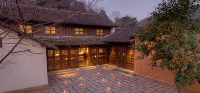 佛教徒看傻眼 藏身寺庙中的全球最奢华酒店