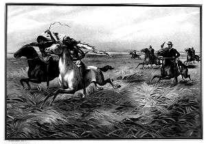 """愤怒的""""邻居"""":美国的印第安人战争_黑龙江频道_凤凰网"""