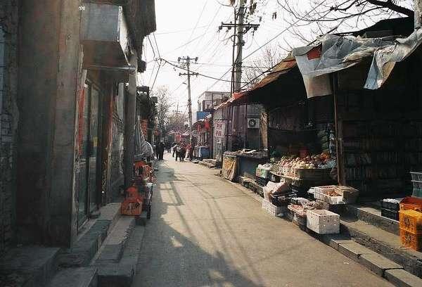 地道老北京人的胡同故事图片