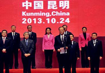 国家旅游局局长邵琪伟致辞谈中国旅游发展