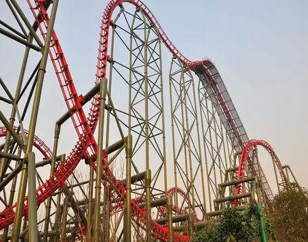 江苏常州中华国庆园色达恐龙攻略图片