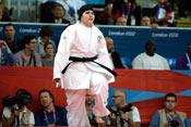 沙特首次派出女运动员参赛