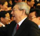 朱镕基会见代表