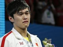 游泳世锦赛,孙杨,800自夺冠,痛苦