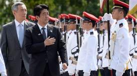 """新加坡为何对中国不够""""亲""""?"""
