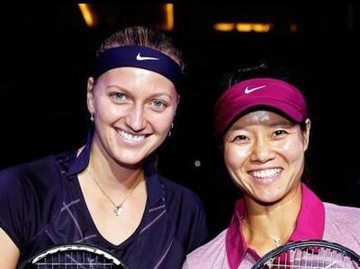 WTA总决赛-李娜2-0科维托娃 首进决赛创亚洲历史