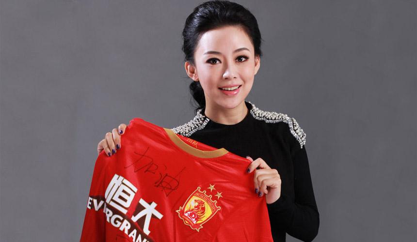 潘晓婷,恒大,亚冠决赛,凤凰体育