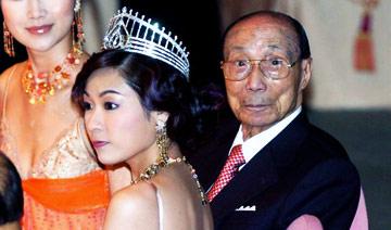《江湖》邵逸夫:30岁娶首富小妾 90岁与方逸华成婚