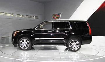 美系最豪华全尺寸SUV 7座超大空间/壮汉坐里如小鸡