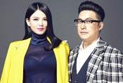 38岁李湘携老公拍恩爱大片