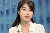 韩国清纯女记者走红