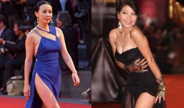 女星示范时尚怪趋势:不穿内裤