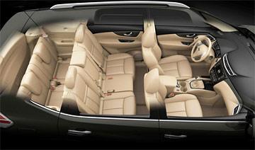 日产最受瞩目SUV 7座超大空间/预售20万起