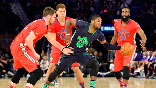 2014年NBA全明星赛 体育频道 凤凰网图片