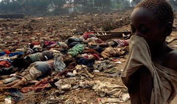 1994年卢旺达大屠杀