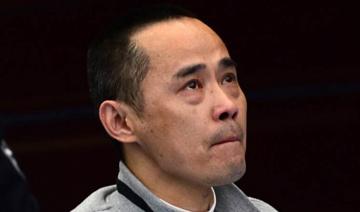 刘汉之弟庭审落泪