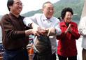 中共领导人春游记