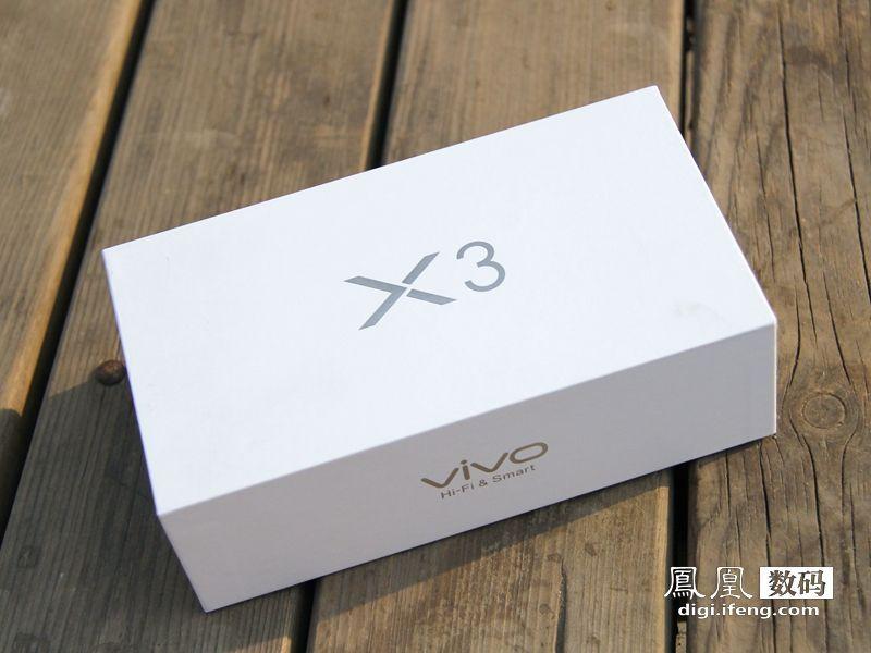 同时还拥有着超强的Hi-Fi音质.在半年之后,vivo对X3的配置进行